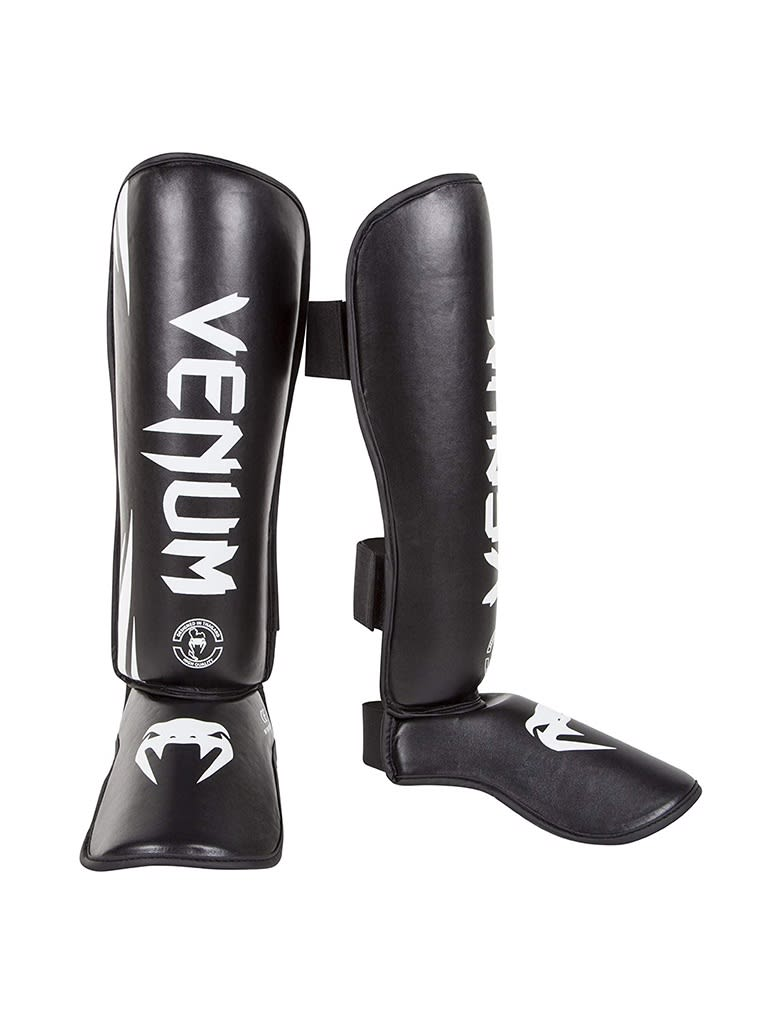 Challenger Standup Shinguard - M  Neo Black|Grey