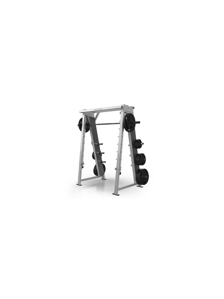 Varsity Angeled Smith Machine (Plate Loaded)