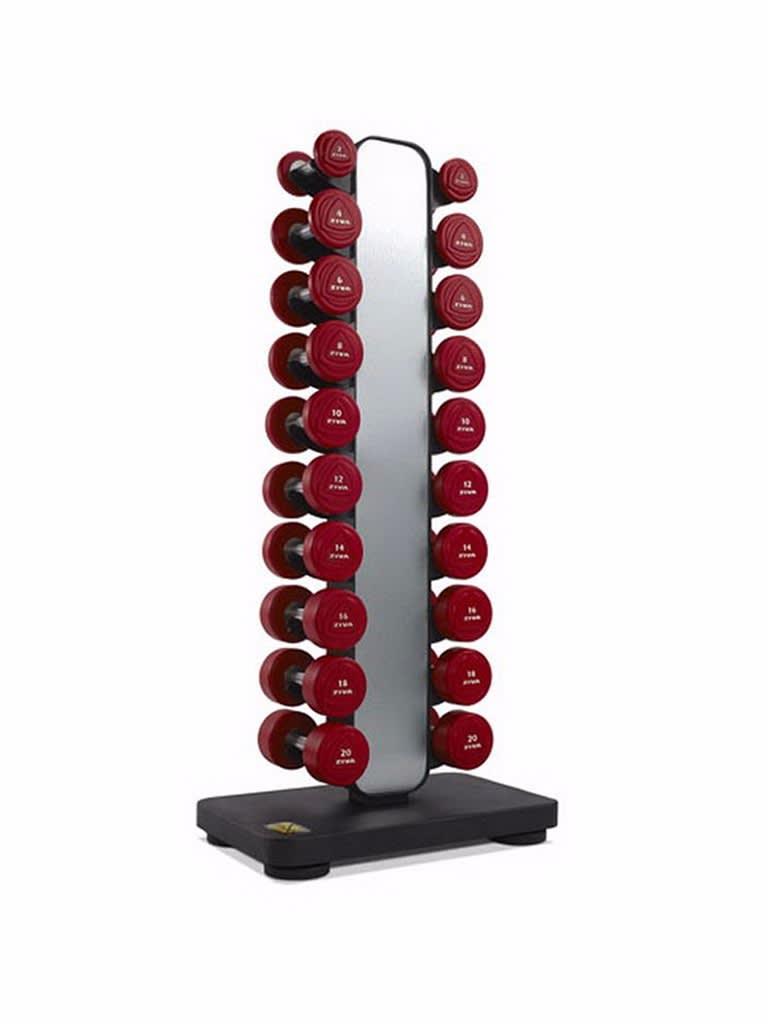 EX 1-10 Kg Vertical Studio Dumbbell Rack