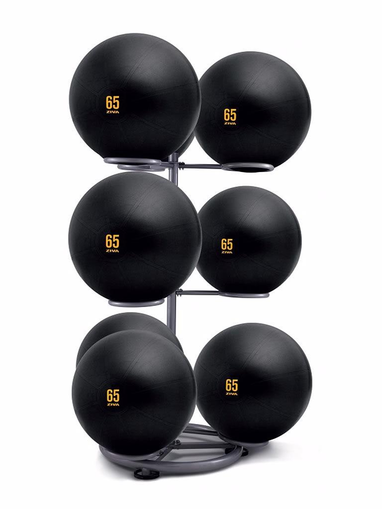 Core FIT 16 Gym Balls Rack