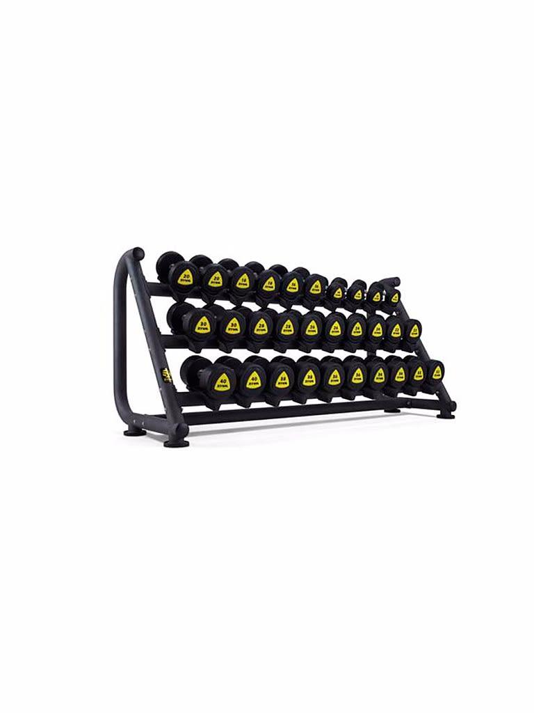 Horizontal Dumbbell Rack For 15 Pairs