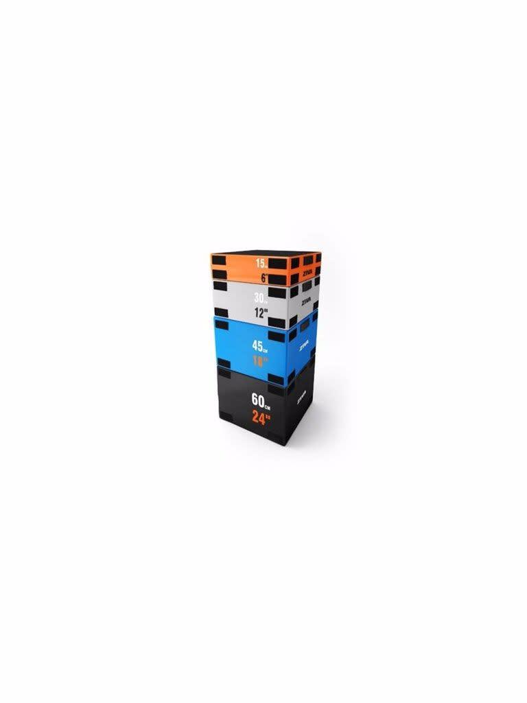 Dual Surface Plyo Box 4 Piece