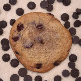 After Dark Cookies presents the Chocolate Chip cookie