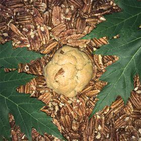 After Dark Cookies presents the Maple Pecan cookie