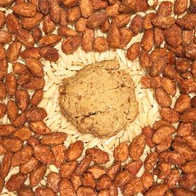 After Dark Cookies presents the Ah-Nuts cookie