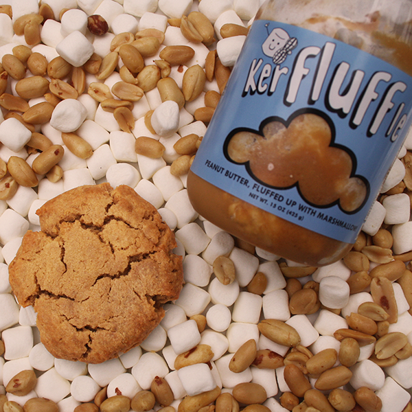 After Dark Cookies presents the Kerfluffle Butter cookie