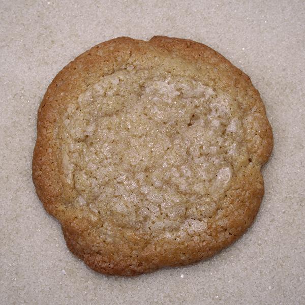 After Dark Cookies presents the Sugar cookie