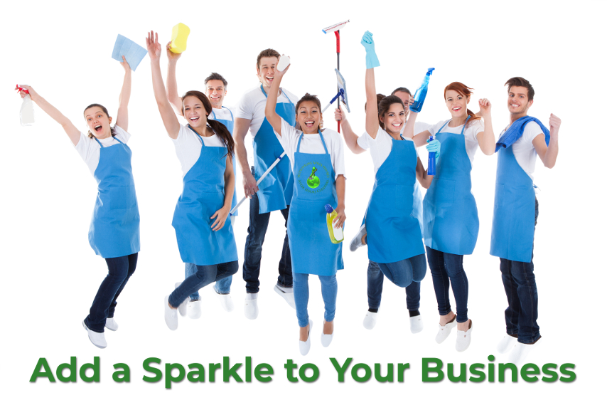 Add a sparkle to your business