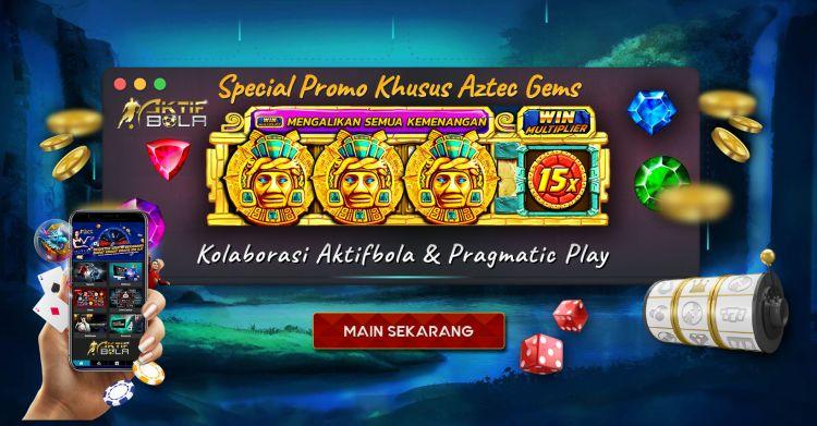 Special Promo Aztec Gems
