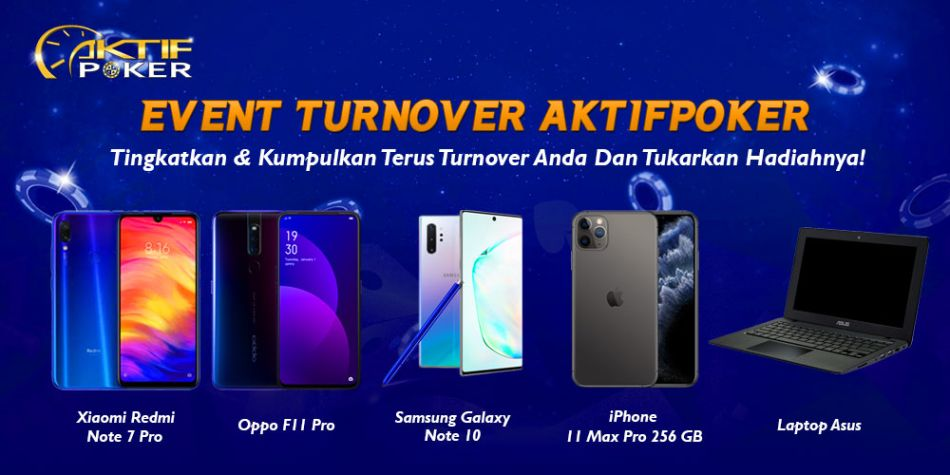 Event Turnover