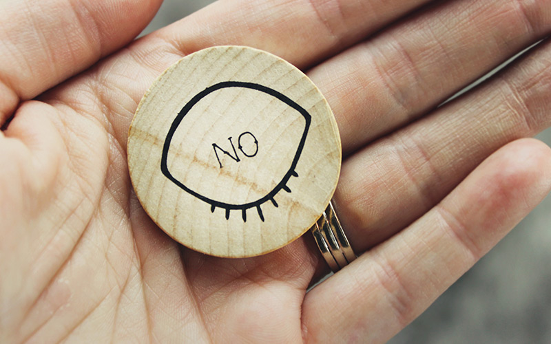 Why You Should Learn to Say No