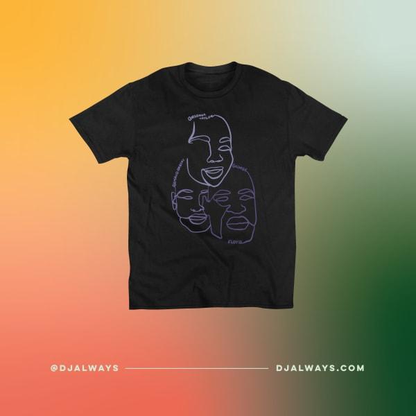 Shirt Design by Deidra J. McKnight (DJ)