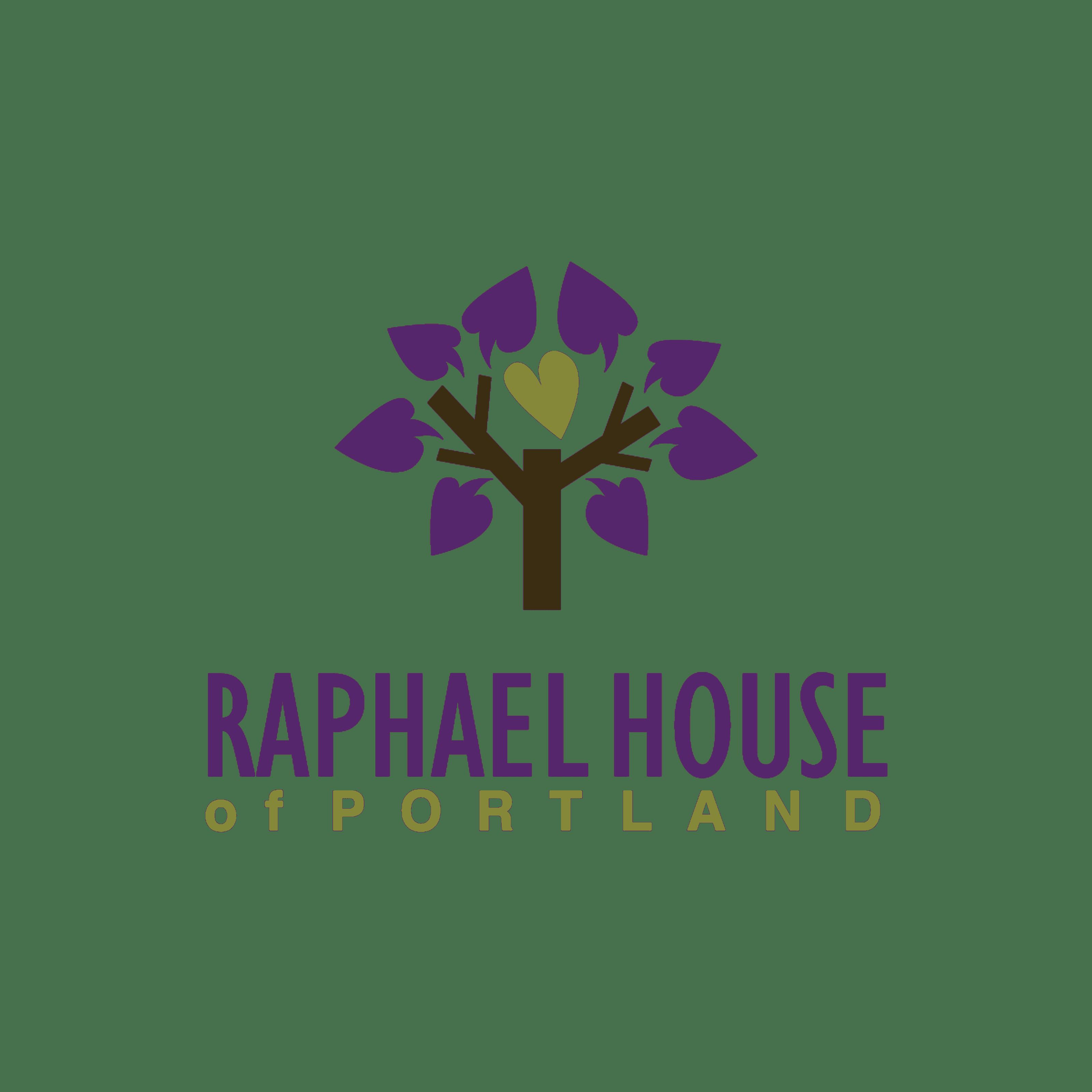 Raphael House Logo