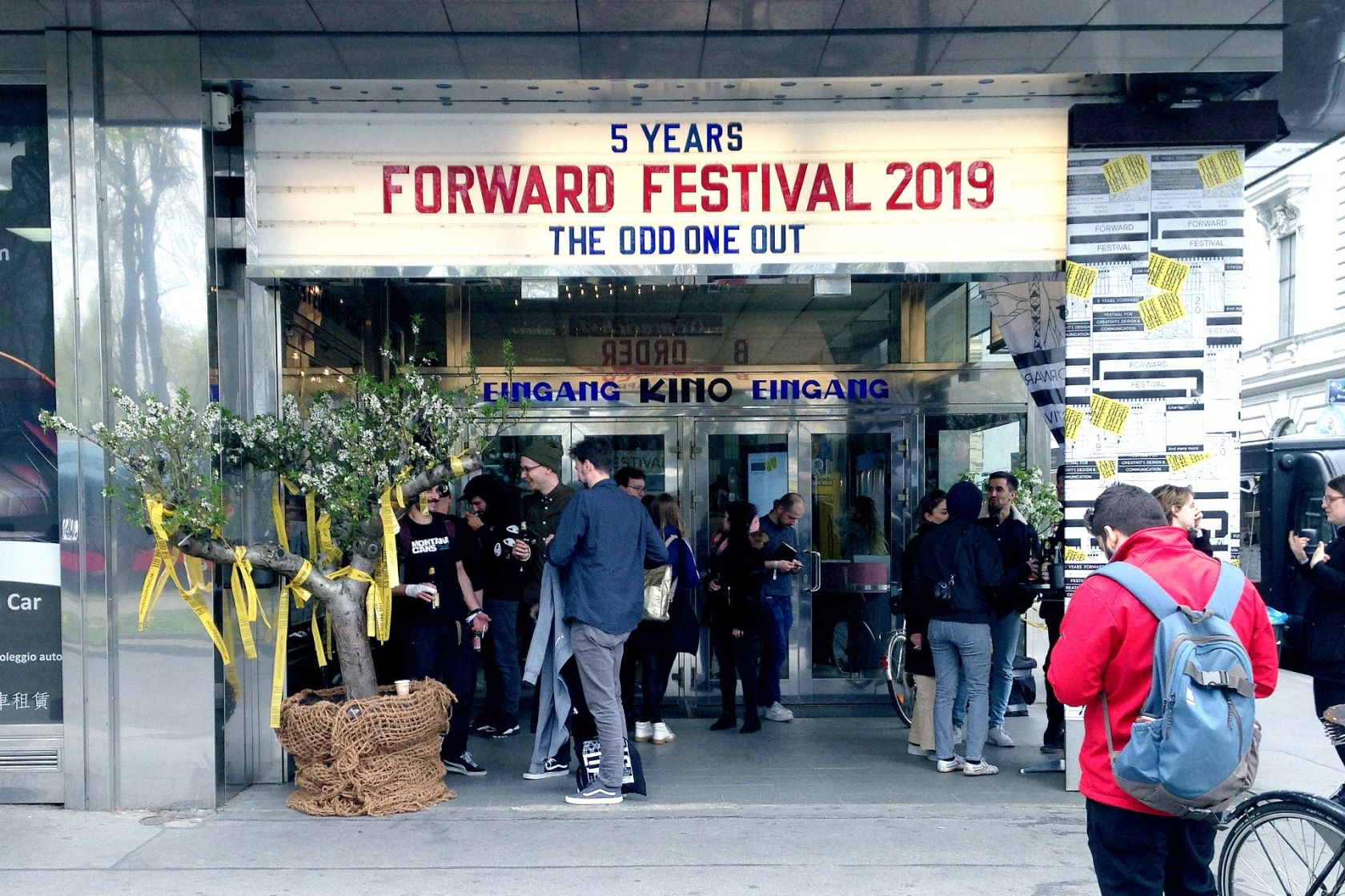 Forward Festival: Inspiration and creativity