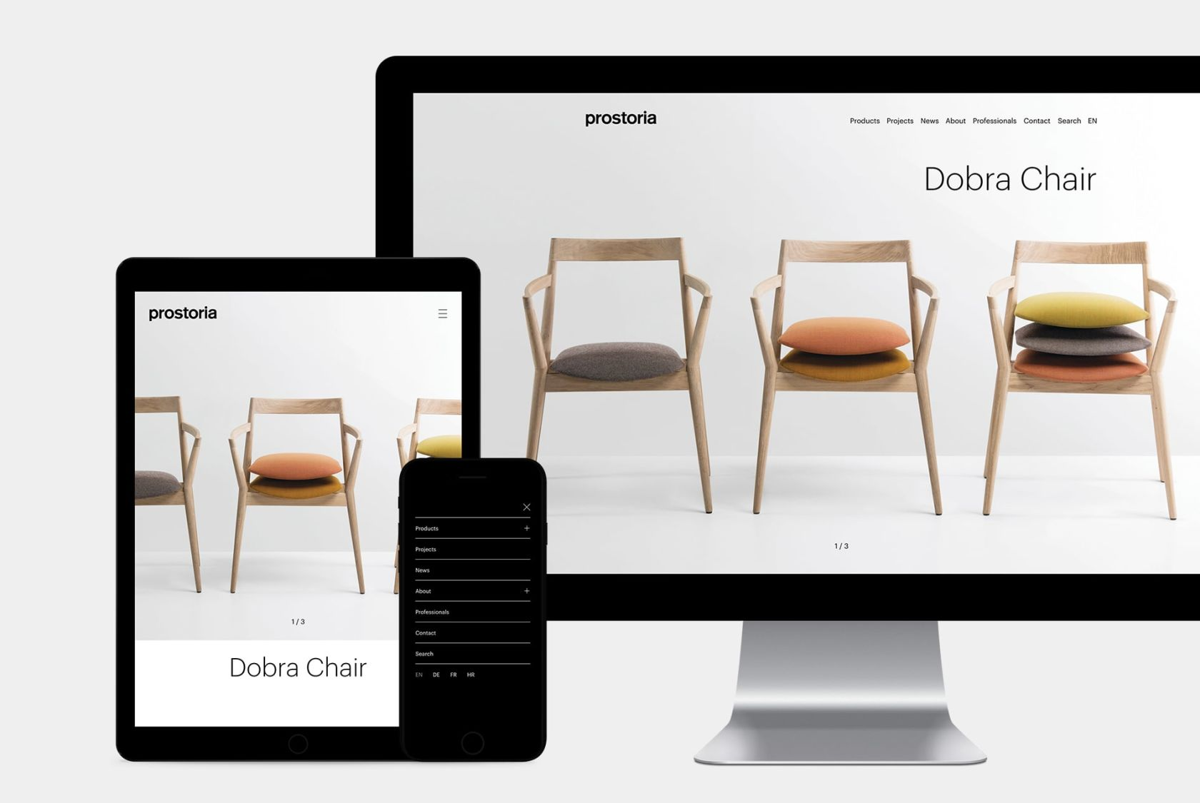 Prostoria online furniture store