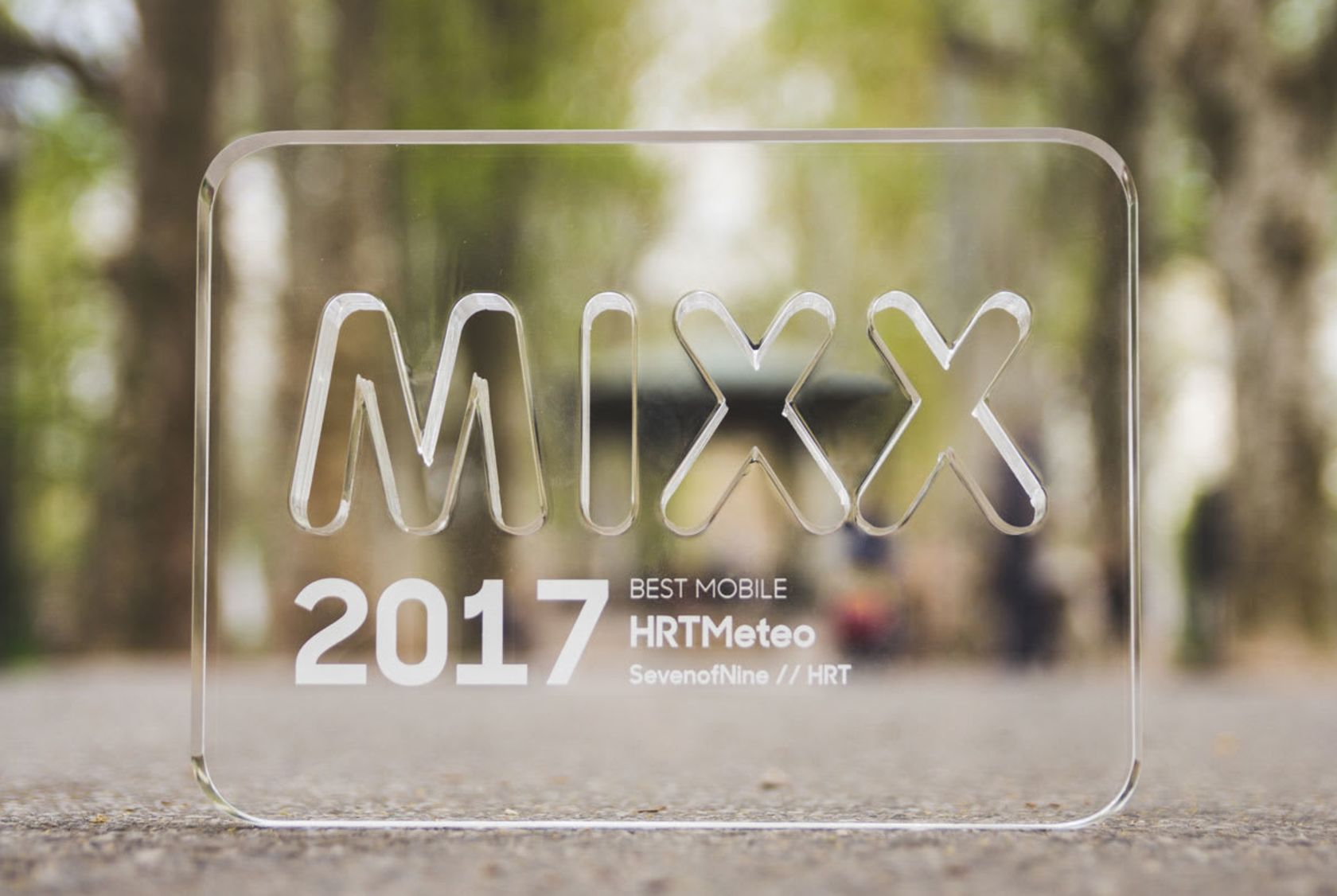 We have seven Mixx finalists