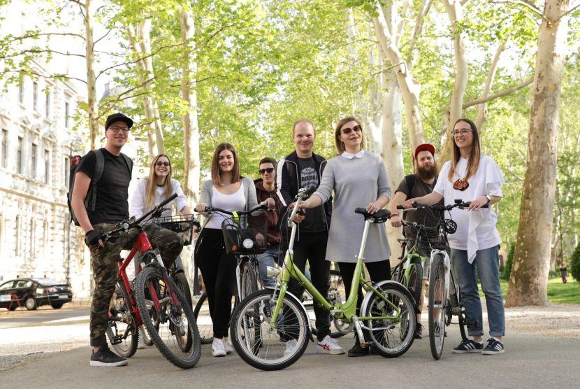 """Sindikat biciklista dodijelio nam je certifikat """"Prijatelj bicikliranja"""""""