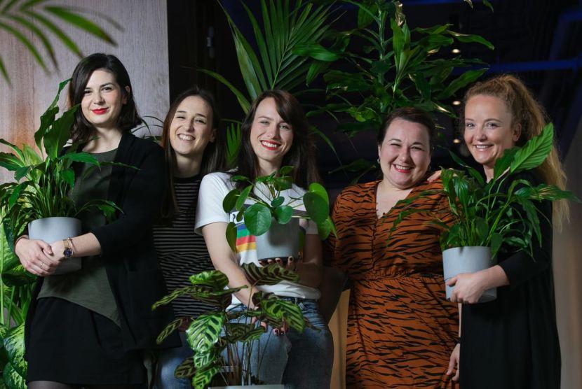 Upoznajte 404 tim koji brine o više od 100 naših biljaka
