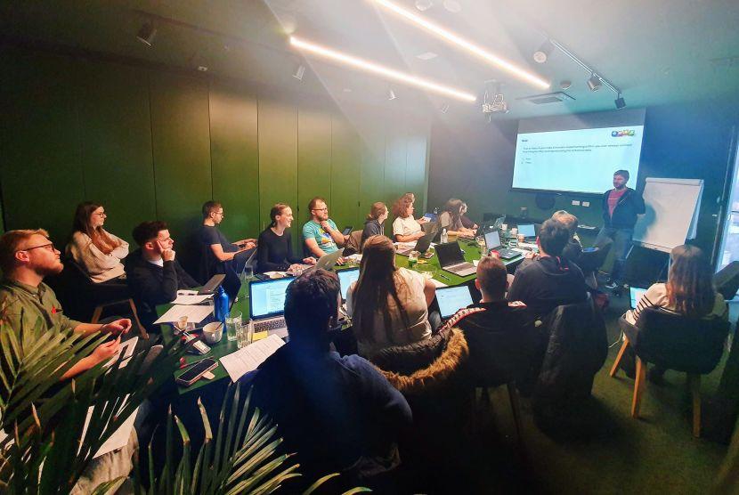 404 Analytics akademija obučila 40 zaposlenika u 2019!