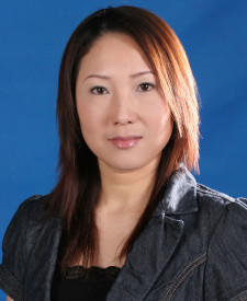 Photo of Vicky Lin