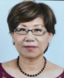 Photo of Julie Chen