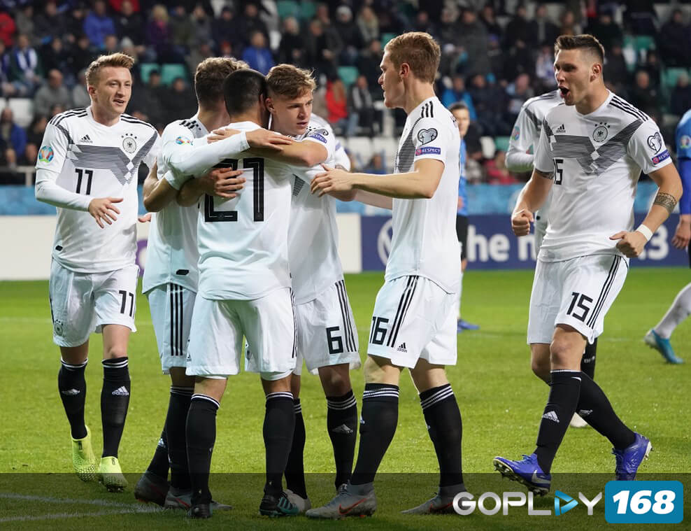 Piala Eropa 2020 Jerman Mengalahkan Estonia 3-0