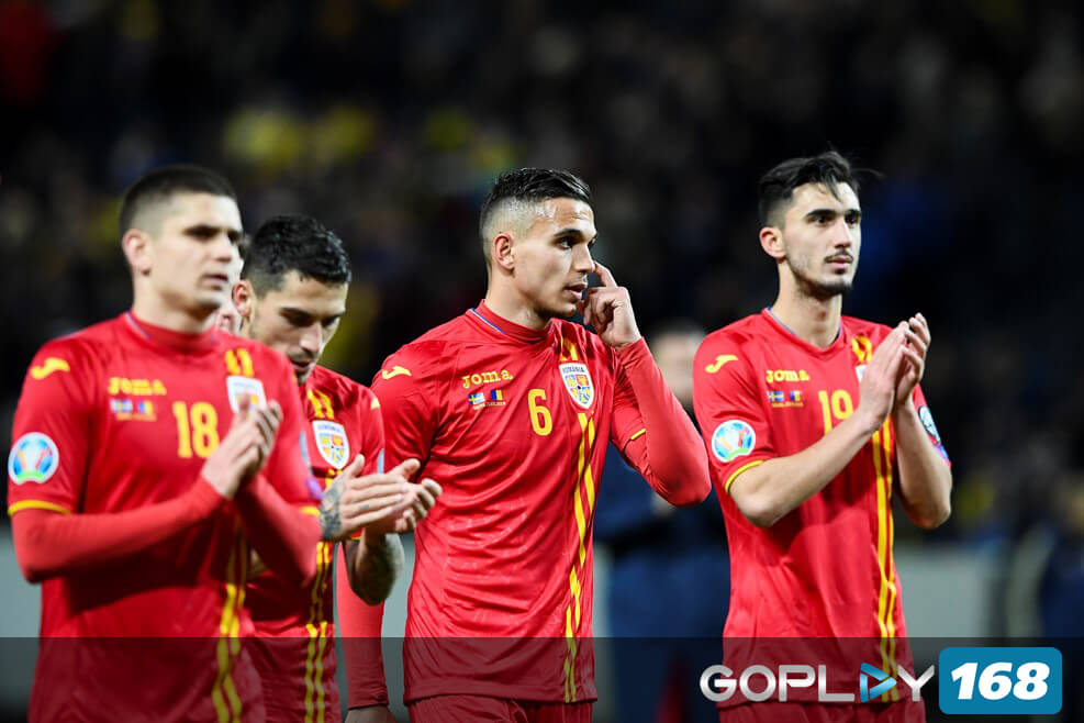Kekalahan Tipis Untuk Rumania