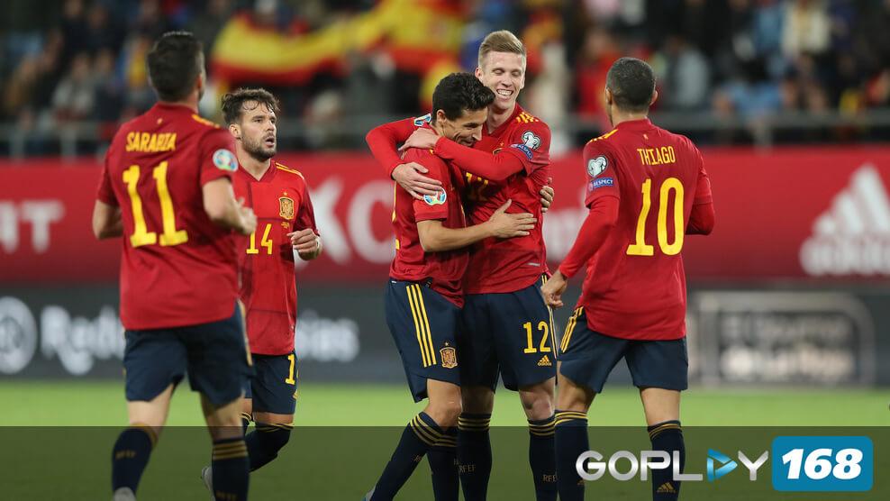 Spanyol Mengunci Posisi Puncak Grup F
