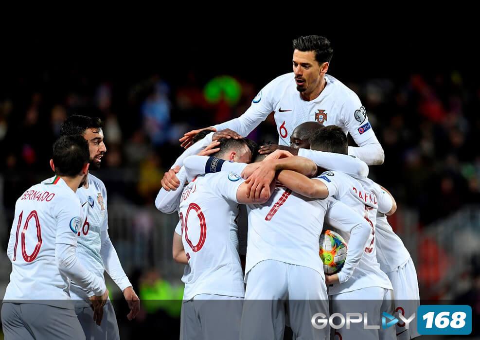 Portugal Mengalahkan Luksemburg 2-0 Portugal Lolos Kualifikasi Piala Eropa 2020