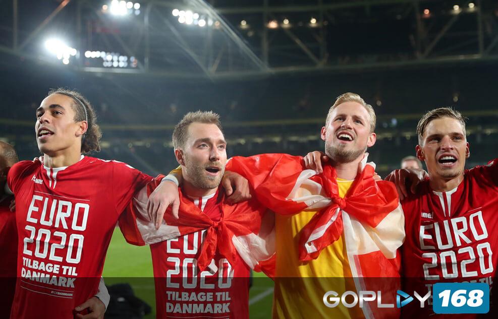 Denmark Lolos Piala Eropa 2020 Setelah Seri Melawan Republik Irlandia 1-1