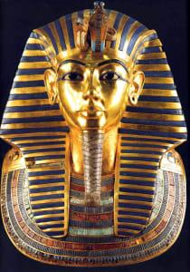 King Tuts Golden Mask