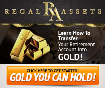 Turn your retirement account into gold