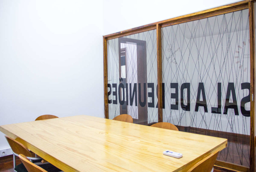 salas de reunião para alugar