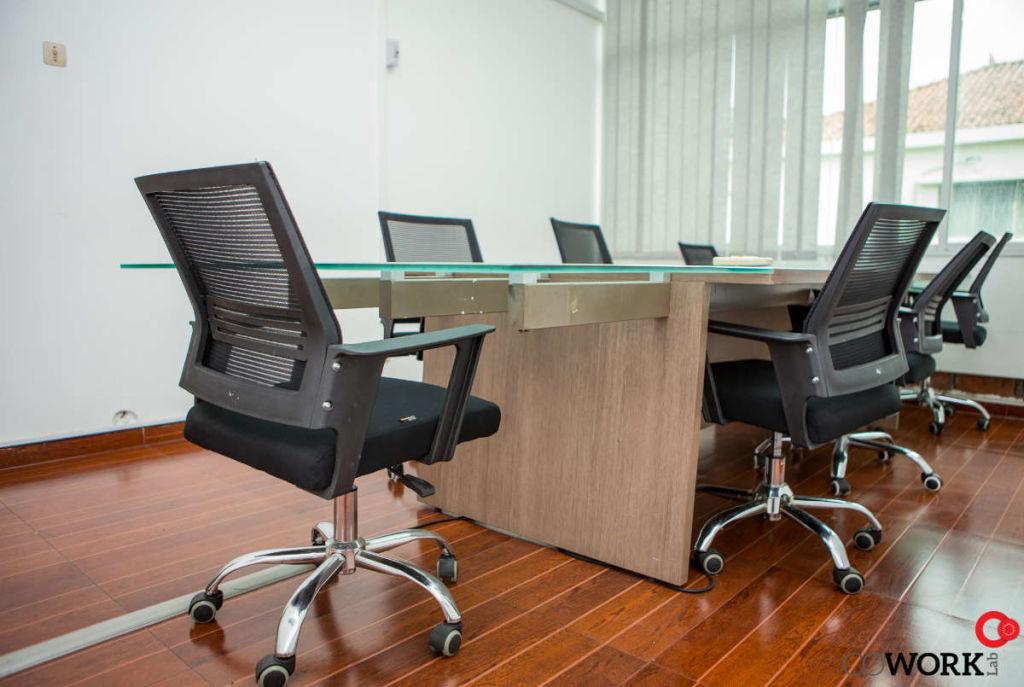 sala de reuniões para alugar