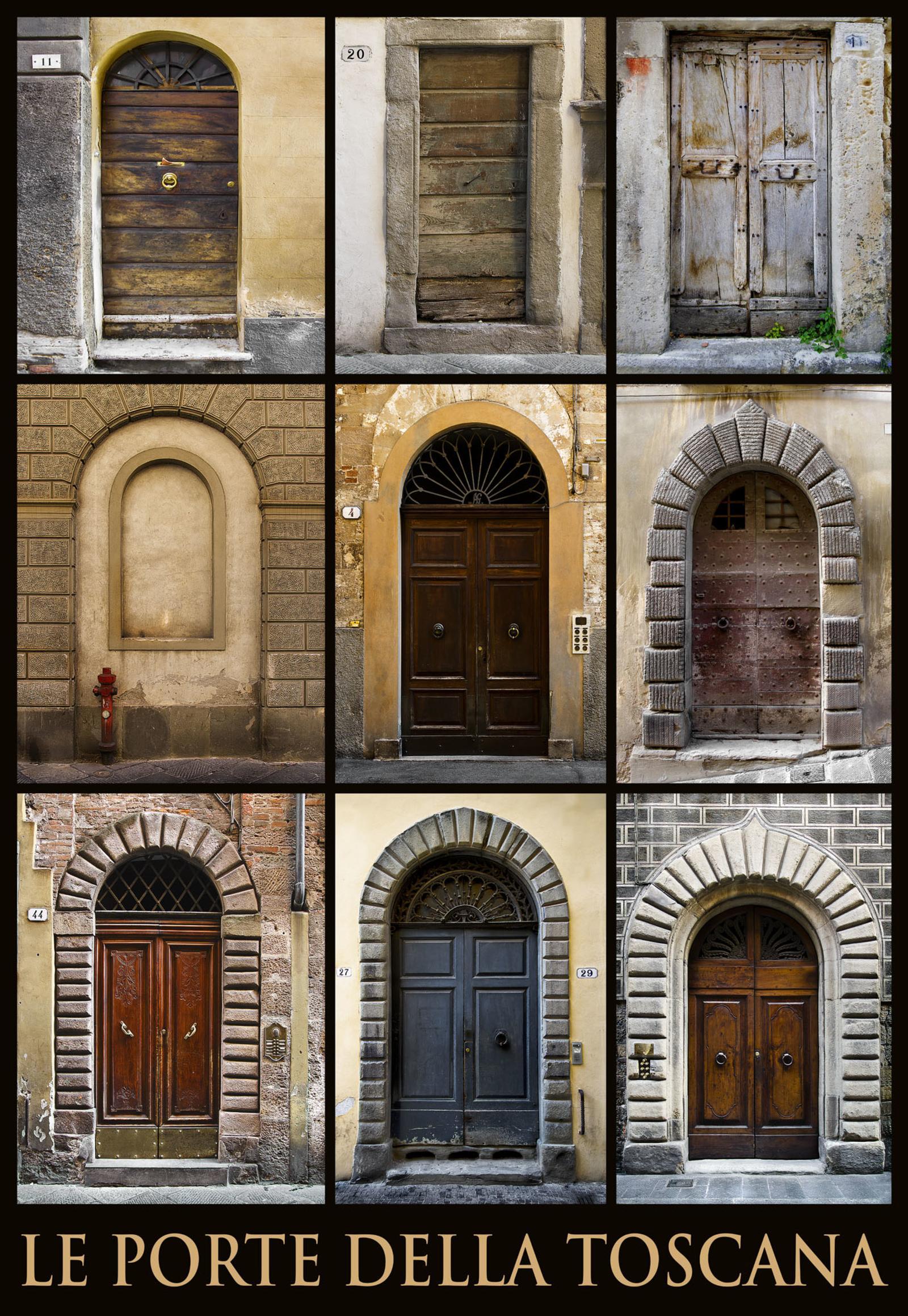 le porte della toscana
