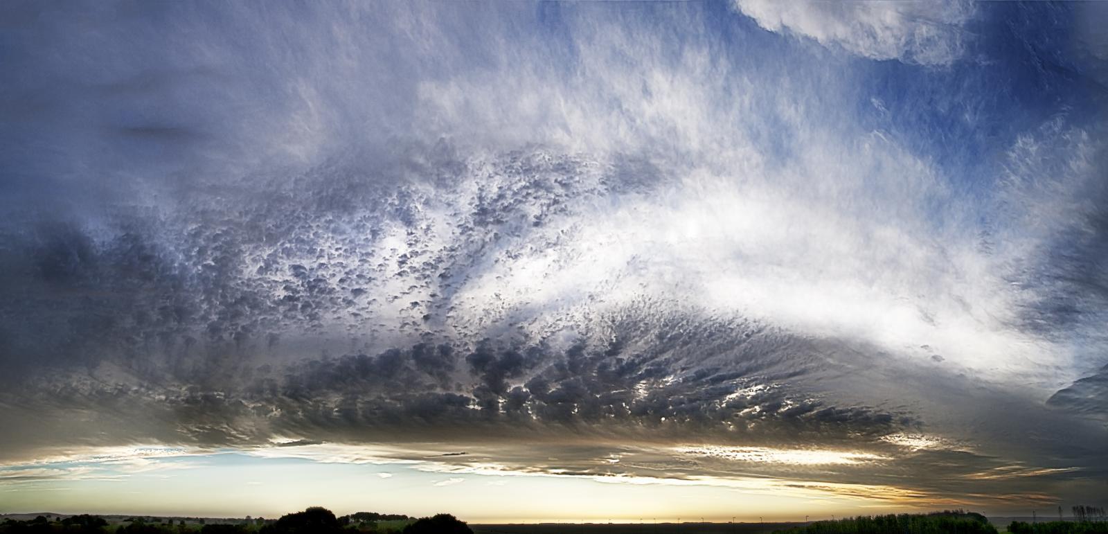 mar en en el cielo