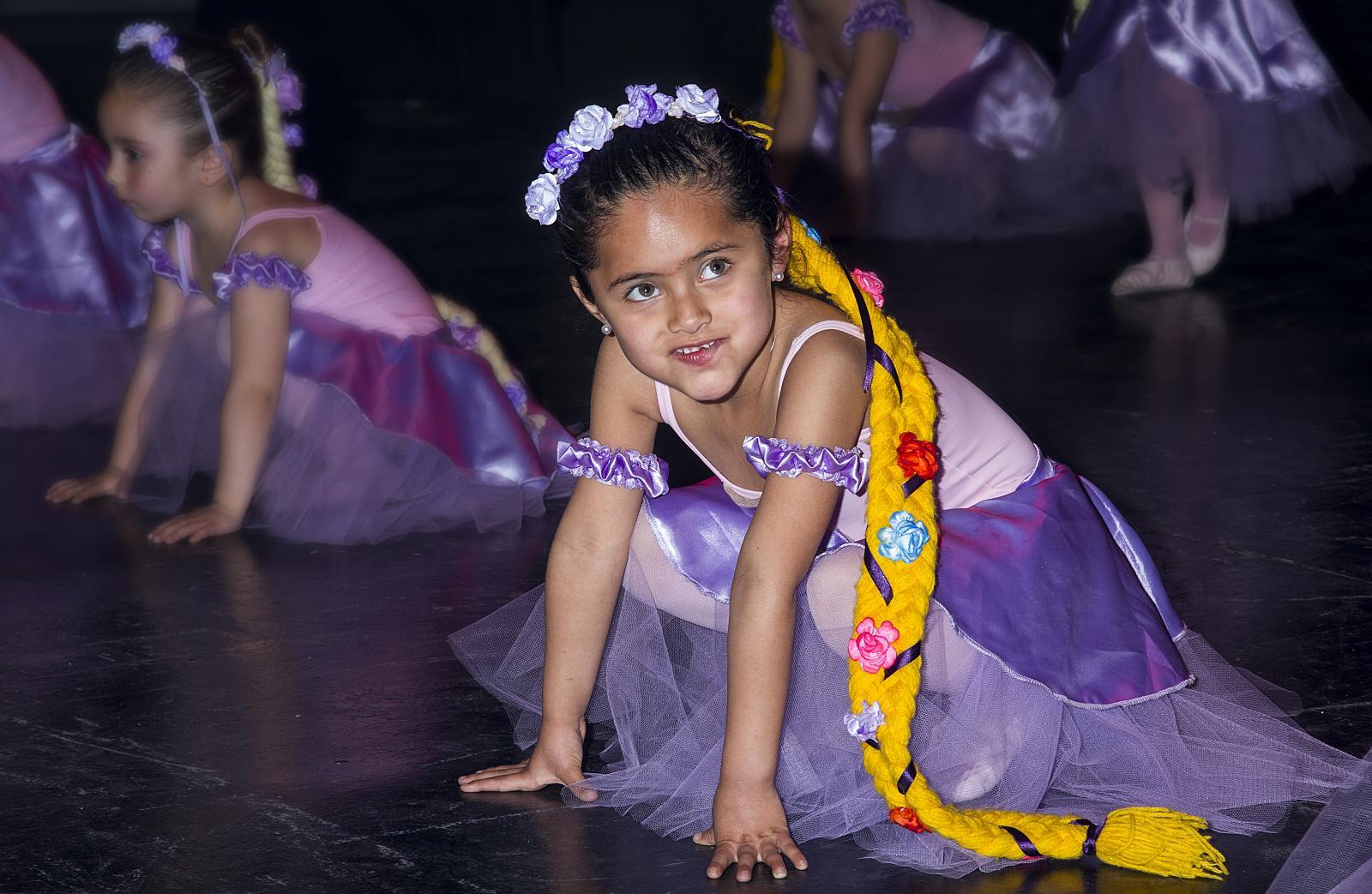 danza en Lomas