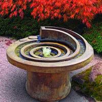 Swirl Fountain