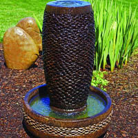 Vase Like Fountain