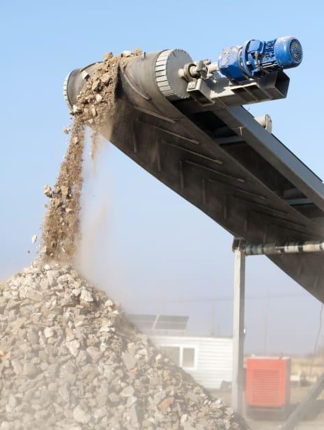 Recycling Concrete