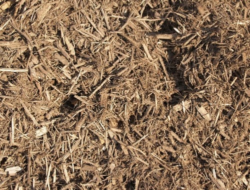 Natural Shredded Mulch