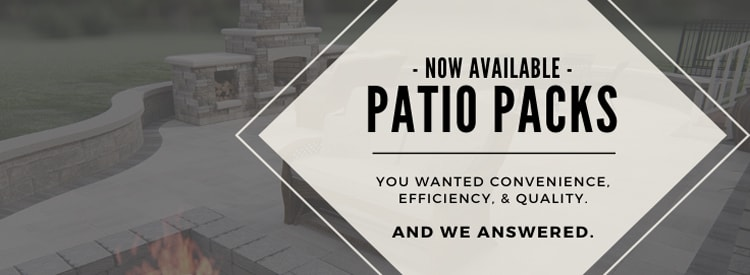 Patio Packs Now Available
