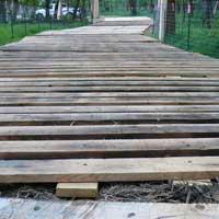 Deck Mat Road