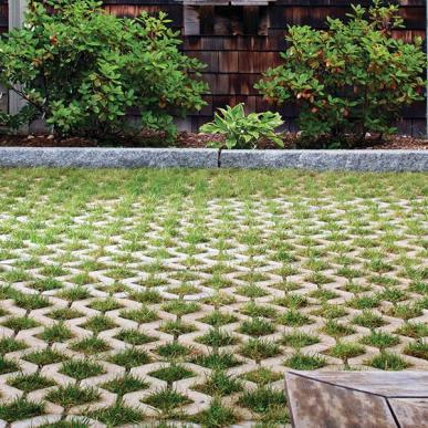 Turfstone (permeable paver)