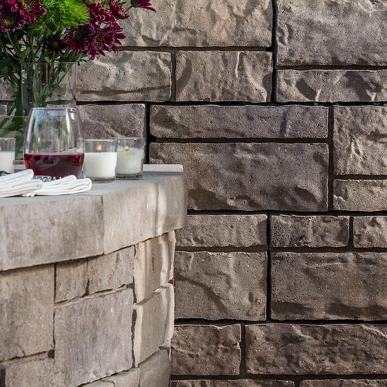 Tandem Wall Classic Retaining Wall