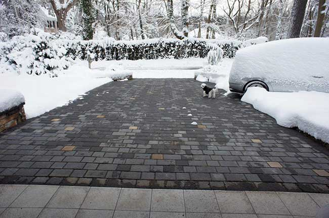 ProLine Radiant, the highest quality heated driveway and radiant snow melting systems.