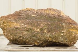 Sandstone Accent Boulder