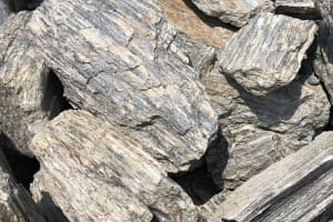Wooden Stone Boulders