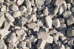 Gray White Stone