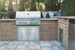 Verona Outdoor Kitchen Adobe Blend